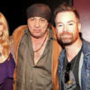 Donate for Chances to Win Dinner with David Cook and Stevie & Maureen Van Zandt in NYC!