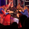 David Cook takes his final bow at the end of memorable five-week run as Charlie Price in Kinky Boots on Broadway