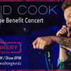 David Cook to give Race for Hope benefit concert May 3 in Washington, DC