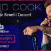 Watch the David Cook #Race4Hope Benefit Concert LIVE STREAM May 3rd!