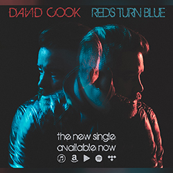 The NEW SINGLE 'Red Turns Blue' AVAILABLE NOW!