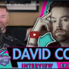 David Cook Interview with Talkulture (video)